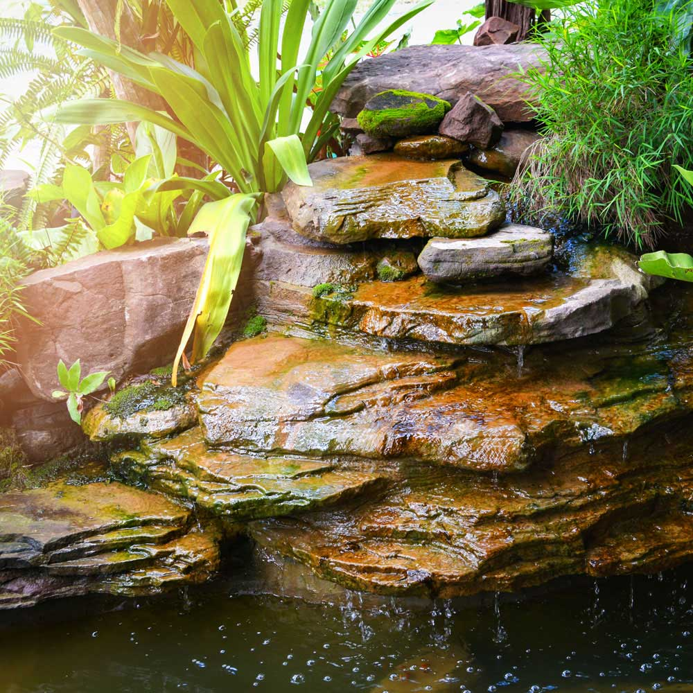 Commercial Water Features Service