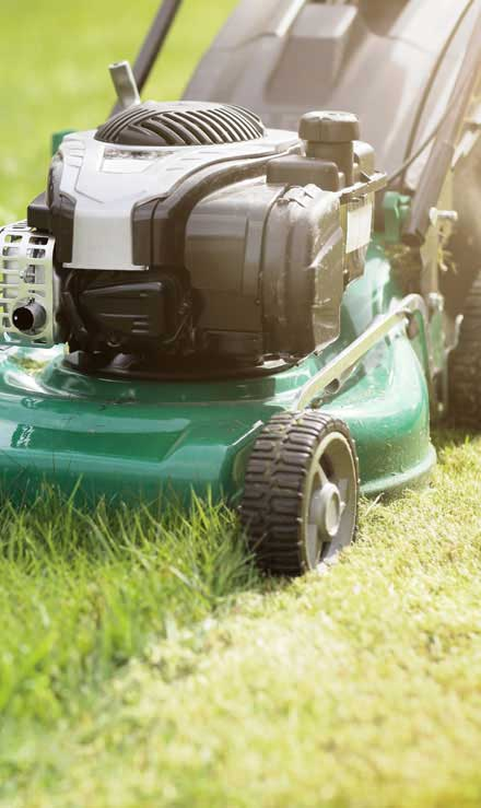 Tierra Dura Construction Residential Lawn Mowing