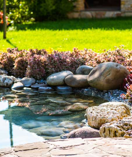 Tierra Dura Construction Residential Water Features